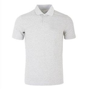 Estate Mens Pure Color Polos solido Pullover Etero semplice Casual Male magliette risvolto collo giornaliera Homme Abbigliamento
