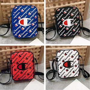 Diseños de Crossbody del pecho cintura empaqueta Campeón PU riñonera unisex de marca bolsos monederos del bolso de hombro Beach Sports totalizadores C61706