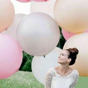 36 pouces de noël halloween décoration Balloon Ball Helium Inflable Grand Latex Ballons Pour La Fête D'anniversaire De Mariage Décoration cadeau DHL