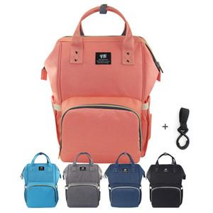 빛나는 엄마 배낭 대용량 패션 야외 기저귀 가방 유모차 여행 여성 아기 캐리지 액세서리 저장 봉투 FFA2637