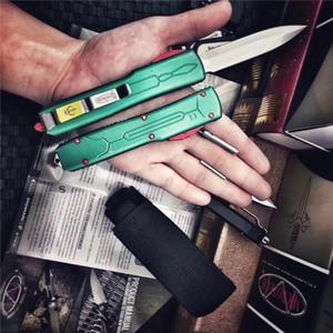 AUTO CNC UTX85 tattico EDC Benchmade bm3300 BM3500 A07 A16 E07 A162 B2 lama pieghevole stile italiano tasca coltelli doppia AUTO coltelli da campeggio