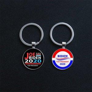 2020 Joe Biden Bernie Sanders Keychain Best Personalized Keychain Cool Accessories Custom Key Rings for Party Favor 300pcs T1I2022