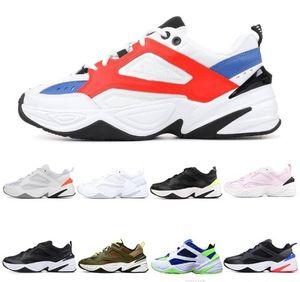 Monarch i m2K Tekno papà Mens Sports Running Shoes donne Phantom scarpe da ginnastica formatori nero unisex Volt moda femminile con la scatola