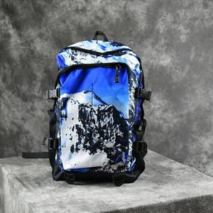 35L Спорт Рюкзак тинейджеров Студент сумка на Для Gym Training Путешествия Географии Pattern Водонепроницаемый Оксфорд пакет