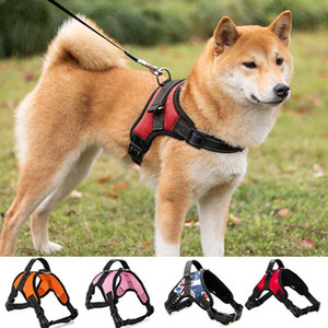 Dog Harness Vest Tailup Pet Product Adjustable Padded Extra Big Large Medium Small Dogs cat Supplies Walking lead leash harness