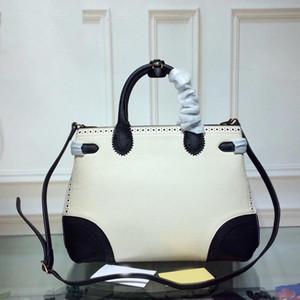 concepteur sac à main de sac à main de luxe Barbery style bannière véritable totes mode féminine en cuir sac à main dames