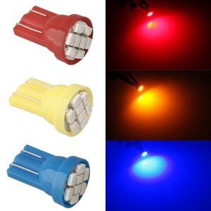 100 piece white led T10 8 smd 8 leds 8SMD 2835 car led 194 158 168 192 W5W 3020smd super bright Auto led car lighting wedge