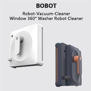 YouPin Bobot Robot-Vide-Nettoyant Window Sleeher Robot pour Maison Verre lavage 2500 PA Vacuum Robot Nettoyant Fenêtre Astuce antichute