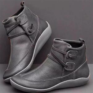 Frauen Leder Ankle Booties Australien Martin Stiefel Designer-Schuh-Plattform Knöchel-Stiefel Winter-Schnee-Stiefel Big Size US12