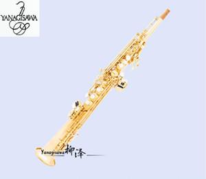 YANAGISAWA S901 B saxofón soprano plano Instrumentos musicales de alta calidad YANAGISAWA Saxofón soprano con estuche y accesorios