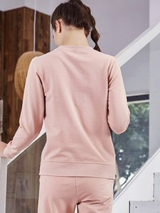 LU-92 New Sports Tops Gym Women Fitness Lisse Crew T-Shirt Woman Long Sleep Yoga Top Womens body-building Tops Sportwear clothes