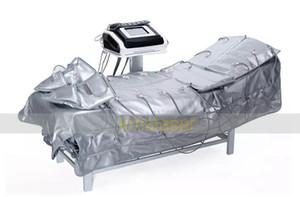 Fabrika fiyatı !!! EMS Elecyrostimulation ile 1 Uzak Kızılötesi Pressotherapy Zayıflama Makinesi