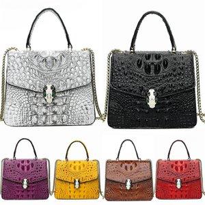 2020 Men Duffle Bag Women Travel Bags Luxury Luggage Designers Travel Bags Men Pu Leather Crocodile Shoulder Bag Large Geometric 55Cm Fre#312