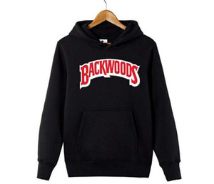 Backwoods Hoodie Autumn Winter New Hoodies Long Sleeve Hip Hop Men Sweatshirts Backwoods Male Hoodies New