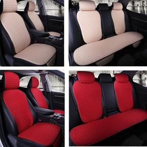 Car Line Seat Cover Protector avant siège arrière Coussin Pad Mat avec Auto Automobile Dossier intérieur Camion Suv ou Van