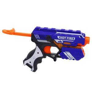 Kinder Handbuch weichen Kugeln Spielzeug-Gewehr Anzüge für Nerf drats Toy Pistole Pistole Long Range Dart Blaster Kinder Spielzeug Geschenk