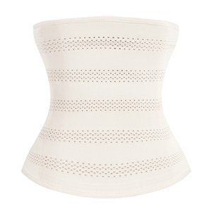 Women's High Waist Tummy Control Shapewear Hollow Out Slimming Strap Cinchers Sexy Underwear Lady Girdles Lose-weight Shaper