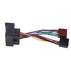PC2-84-4 für FORD FOCUS MAX 2003+ ISO Stereo Head Unit Harness Adapterkabel