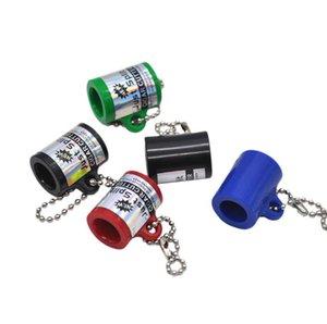 Mini extincteur à fumée portable en plastique