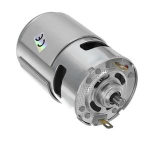 1PC DC 775 24V 15000RPM 고속 큰 토크 DC 모터 전력 도구 새로운 자동차 부품 DC 모터