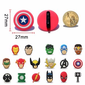 8-10pcs Marvel Hulk PVC Cartoon Broche Bouton Badge Mini Pins Epingles Sac à dos Vêtements Hat Décor
