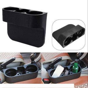 2 Cup Holder Drink Beverage Seat Seam Wedge Car Auto Truck Food Mount Stand Racks OOA4644