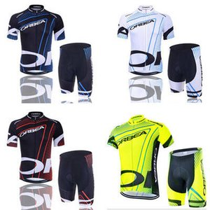 2017 Hot Sale ORBEA Ciclismo Jersey Curto Jersey Ropa De Ciclismo Maillot Ciclismo Roupa Set Bike Wear Sets Gel Pad respirável Sports