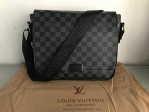 Borsa Borsello Uomini 2019 Pelle Casual Business Mens Messenger Bag Uomo Vintage Bolsas maschio 4.121.321