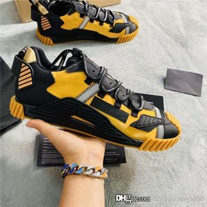 In 2020, the latest mens color combination color breathable sportswear shoes, mountain jogging travel sneakers With complete packaging