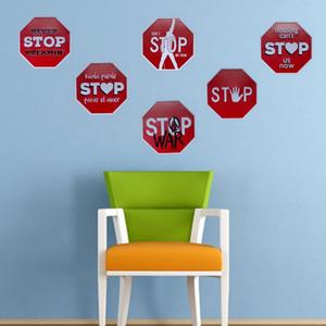 Do not Stop Me Now pittura del metallo del diamante irregolari insegne in ferro Pubblicità bordo della parete Bar Coffee Home Art Decor 32CM U-6 SH190918
