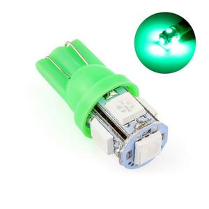 100PCS Signal Lamp T10 Led Car Lampadina W5W 194 168 Led T10 Led Lampade Per Auto Bianco 5W5 Clearance Backup Reverse Light 12V