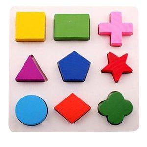 3D Ahşap Puzzle Puzzle Oyuncak Montessori Eğitim Oyuncaklar Puzzle Yetişkin Geometri Modeli Geliştirme Eğitimi Hayal JA24a