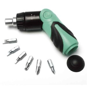 Pro'Skit SD-9817 6 in 1 Ratchet Screwdriver Set