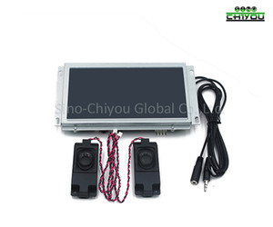 Aufzugsteile Monarch 7-Zoll-LCD-Anzeigetafelanzeige MCTC-HCB-T5