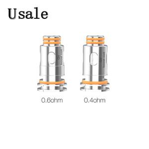 Geekvape Aegis Boost Coil 0.3ohm 0.4ohm 0.6ohm 1.2ohm Bobine di mesh sostituzione per Aegis Boost Cartridge Kit 100% originale