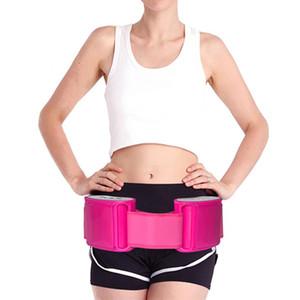 Électrique Fitness Minceur Masseur Taille Trimmer Ceinture Taille Ventre Abdominal Vibro Forme Vibrant Chauffage Ceinture Taille pour Poids