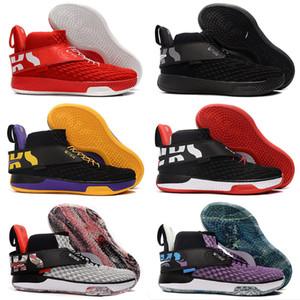 2020 nuovo arrivo giallo Black Knight UNVRS Wallace Rosso Bianco Nero Scarpe Bambino di pallacanestro per a buon mercato vendita sport del Mens Sneakers Trainers