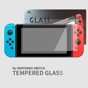 Закаленное стекло протектор экрана для Nintendo Switch защитная пленка чехол для Nintend Switch Lite NS аксессуары