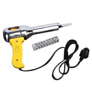 Kunststoffschweißbrenner 500W700W Schweißbrenner Kunststoffschweißgeschütztaste Thermostat Backpistole Heißluftpistole