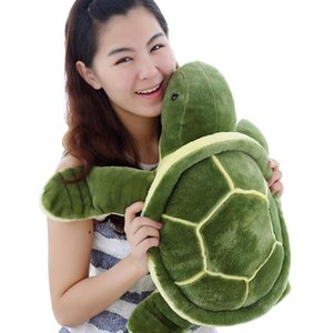 1pc 35cm Plush Tortoise Toy Cute Turtle Plush Pillow Staffed Cushion for Girls Vanlentines Day Gift