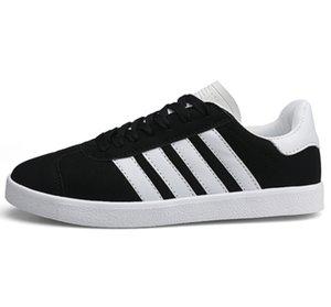 Top Quality mens suede Handball Spezial Spzl Shoes Gazelle casual shoes White Human Black ULTRA BOOS Original OG classic design shoes 36-45