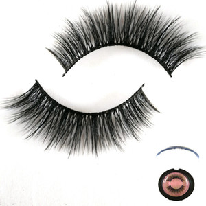 top seller best quality cheap price own brand clear band extra long faux mink eyelashes wholesale create your own brand eye lashes L