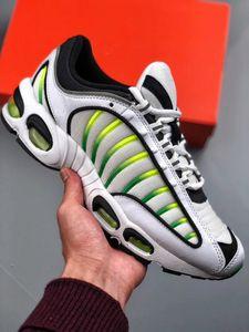 New Air Tailwind IV MV 흰색 망 달리기 신발 디자이너 녹색 조련사 Tailwind IV 운동화 신발
