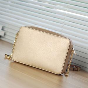Brand new Frauen Brief Messenger Bag Umhängetasche Mode-Kette Tasche Frauen kleine Paketgeldbeutel mit freiem Verschiffen # 1388 Schulterbeutel Frauen