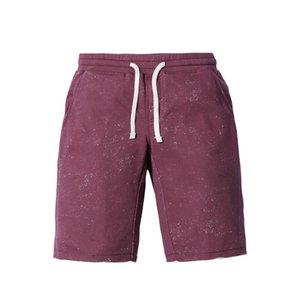 Simwood 2019 Verano Nuevos Pantalones cortos Hombres Ropa deportiva Cómoda Moda vintage Casual Pantalones de sudor Pantalones cortos Envío Gratis 180440 Y19042604
