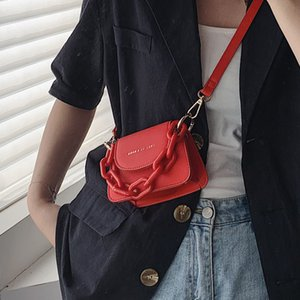Elegant Female Mini Chain Tote bag 2020 Summer New High-quality Leather Women's Handbag Travel Shoulder Messenger Bag