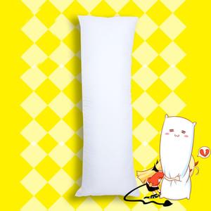 150 X 50cm 다 키마 쿠라 포옹 바디 베개 내부 삽입 애니메이션 바디 베개 코어 남성 여성 인테리어 가정용 쿠션 충전