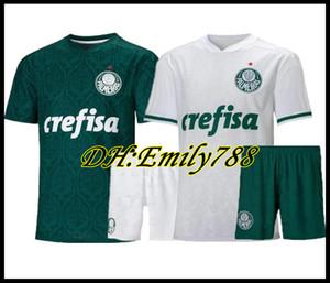 20 21 Palmeiras soccer jersey ADULT KIT DUDU FELIPE MELO football shirt L.ADRIANO B.HENRIQUE Deyverso uniform camisa Palmeiras 2020 Feminina