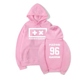 Moda Müzik DJ Garrix Hoodie Coat Erkekler Kadınlar Casual Hip Hop Hoodies Kazak ile Hood Kazak Fleece Ter
