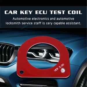 Herramienta de diagnóstico de la señal de inducción de vehículos profesional clave de prueba ECU ECU automotriz bobina de detección de tarjeta Theft Auto Detección de la bobina